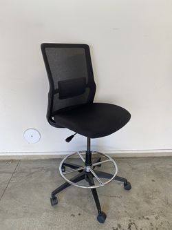 Sit On It brand high quality office task chairs. These are commercial grade and in a durable fabric. The adjust to desk and counter height and offer for Sale in Orange,  CA