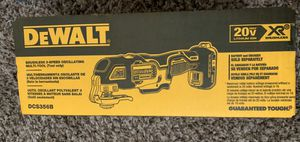 Dewalt XR Multi Tool. Price firm for Sale in Fresno, CA