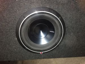 Rockford fosgate P3 subs &boxs for Sale in Browns Mills, NJ