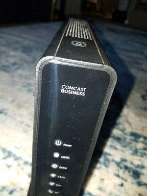 Used Comcast buseness router modem for Sale in Houston, TX