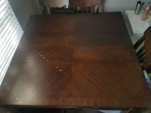 9 piece counter height dining set for Sale in Herndon, VA