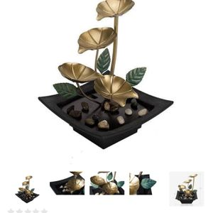 New Indoor Water Lily Water Fountain for Sale in Norwalk, CA