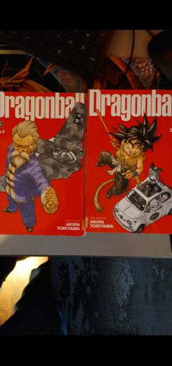 Dragonball Manga Lot for Sale in Rialto,  CA