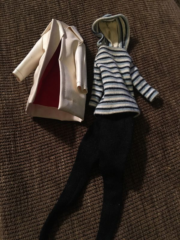 Barbie Winter Holiday Outfit