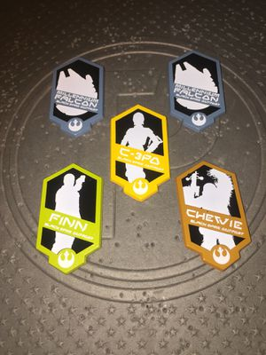 Disney Parks Star Wars Limited Release Pins for Sale in Downey, CA