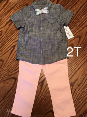 New Boys Special Occassion 3 pc outfit 2T for Sale in Long Beach, CA