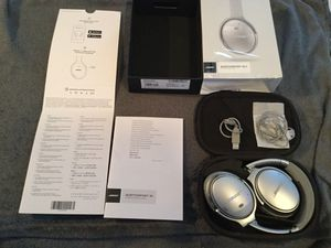 BOSE QUIETCOMFORT 35 ll for Sale in Saylorsburg, PA