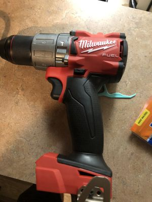 Milwaukee M18 Fuel Hammer drill!! for Sale in Webster, TX