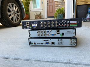 3 dvr in exelent conditions for Sale in Fontana, CA