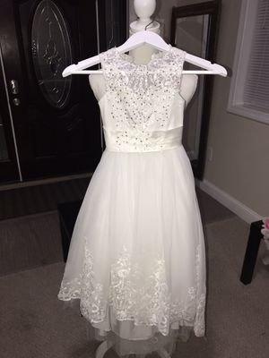 Flower girl dress for Sale in Worcester, MA