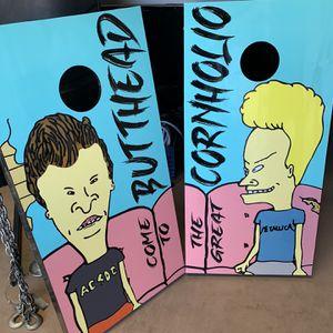 Cornhole Boards for Sale in Oak Hills, CA