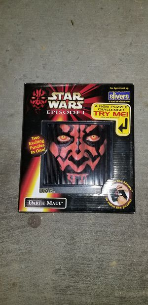 Star Wars Episode 1 Puzzles for Sale in US