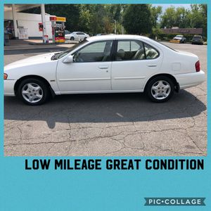 ❤️ 2001 NISSAN ALTIMA VERY NICE CAR for Sale in Hartford, CT
