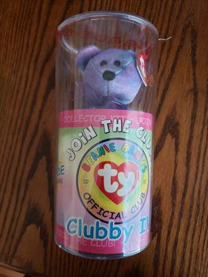 Join the Club Beanie Babie for Sale in Half Moon Bay, CA