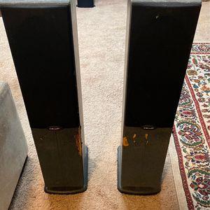 Polk Tower Speakers RT800 for Sale in Virginia Beach, VA