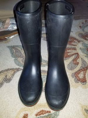 Gucci rain boots for Sale in Palos Heights, IL