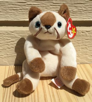 Vintage 90's Beanie Baby Snip the Cat ~ Check out my Page 😊 for Sale in Fresno, CA