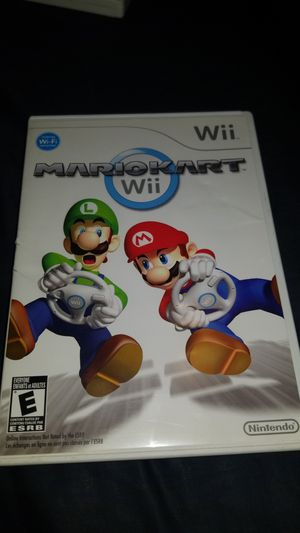 Mario kart wii for Sale in San Diego, CA