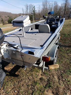 1991 bass tracker for Sale in Snow Camp, NC