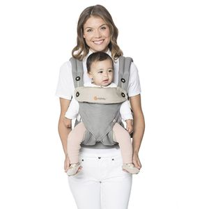 ergobaby 360 Baby Carrier Harness with Infant Insert Included for Sale in Houston, TX