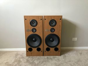 Pioneer CS-R590 3 Way Tower Home Floor Standing Speakers 150W for Sale in Mount Prospect, IL