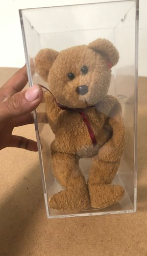 "Ty ""curly"" beanie babie RARE for Sale in Wildomar, CA"