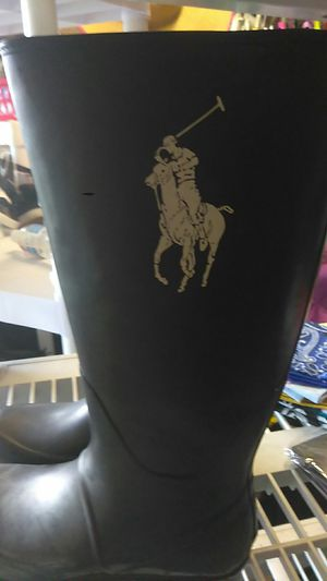 Brand new polo boots girls size 4...$30 for Sale in Jacksonville, FL