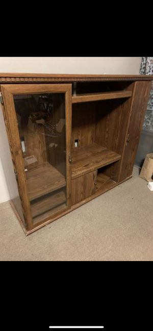 Free entertainment center for Sale in Talent, OR