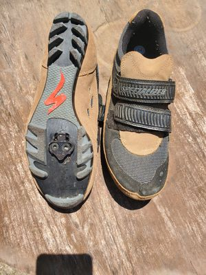 Barely Used Specialized Bike Shoes for Sale in Marietta, GA