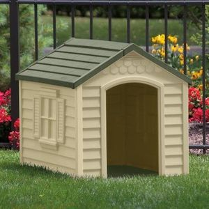 Suncast Dog House Good Condition for Sale in Hesperia, CA