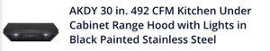 New unused Hood Range for Sale in St. Peters, MO