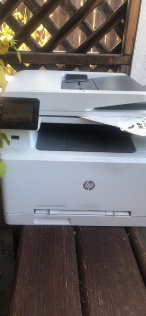 Hp printer for Sale in Antioch, CA