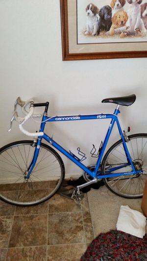 Cannondale road bike. Tall bike for Sale in Hillsboro, OR