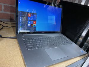 """Dell 17"""" touchscreen for Sale in Houston, TX"""