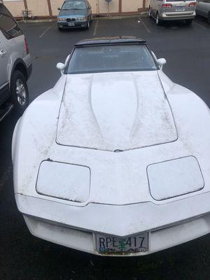 1981 corvette for Sale in Portland, OR
