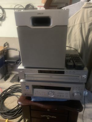 Sony STR-K502 digital audio video control center for Sale in WILOUGHBY HLS, OH