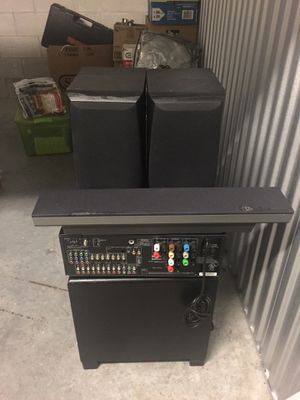 Audio system with speakers for Sale in Miami, FL