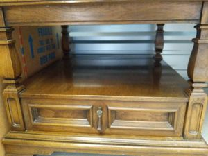 Two End Tables to enhance your decor for Sale in Highland Charter Township, MI