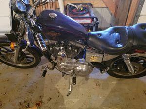 99 Harley Davidson sportster 1200 for Sale in Colona, IL