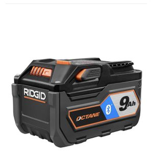 RIDGID 18-Volt OCTANE Bluetooth 9.0 Ah Battery for Sale in Pomona, CA