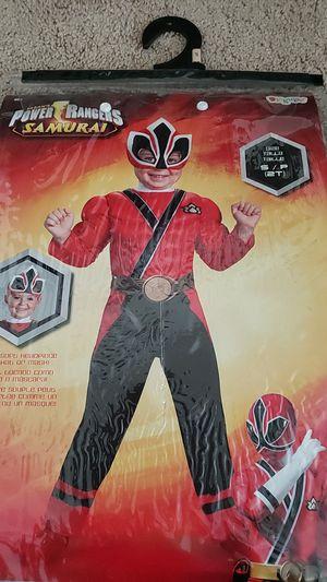 Power rangers kids costume for Sale in Sanford, FL