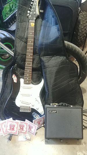 Silvertone electric guitar for Sale in Payson, AZ