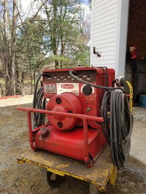 Dayton welder / generator. 3.5k. Gasoline powered for Sale in Burrillville, RI