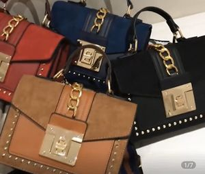 Brand Leather handbag for Sale in Las Vegas, NV