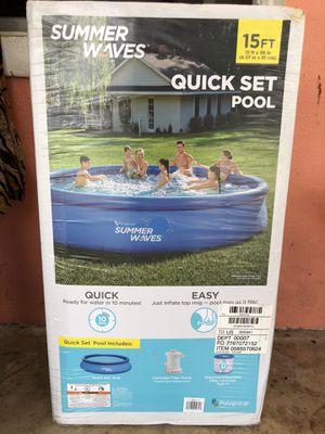 15ft Pool for Sale in Frostproof, FL