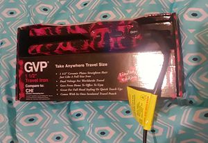 GVP Travel Flat Iron for Sale in Mascoutah, IL