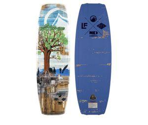 LIQUID FORCEPeak Wakeboard 141cm - Grind Base - Nature Graphic - $499 Retail for Sale in Burlington, NC