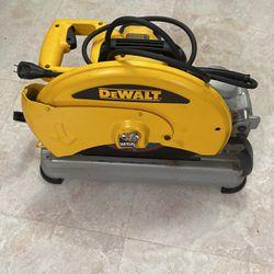 DeWalt D28715 Chop Saw for Sale in Herndon,  VA