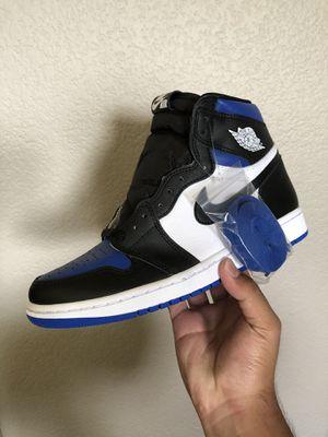Jordan 1 Royal toe for Sale in Elk Grove, CA