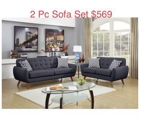 2 Piece Sofa Set for Sale in Fontana,  CA